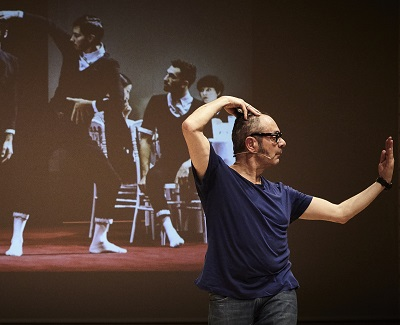 Una conferencia bailada. Tendencias actuales