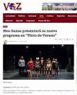 """Mou Dansa presentará su nuevo programa en """"Pinto de Verano"""""""