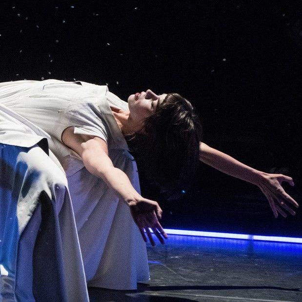 'Danza a Escena 2018' se despide mañana del Palacio de Congresos de Jaca con 'Akari'