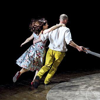 Mumusic Circus presenta este fin de semana en el Teatro Cánovas de Málaga 'Amigoo'