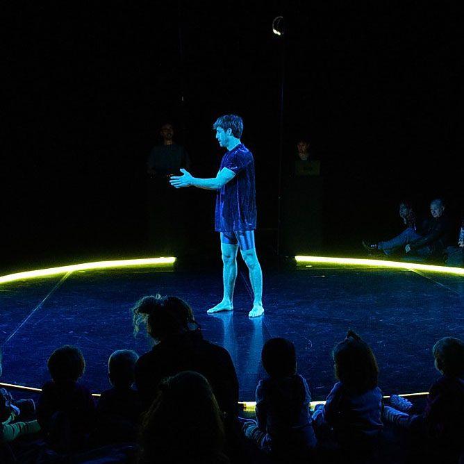 'Danza a Escena 2021', en el Teatro Principal de Santiago de Compostela con dos montajes