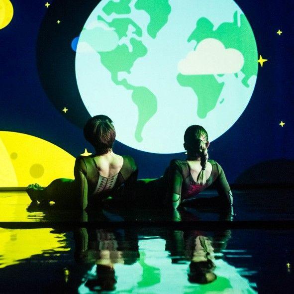 'Gaia' y 'Suddenly III', este fin de semana en el Teatro Echegaray con 'Danza a Escena'