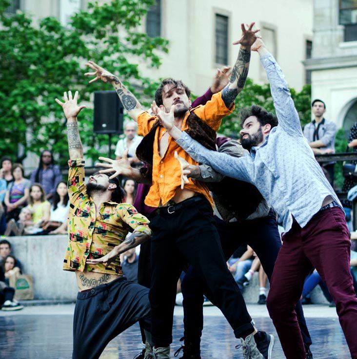 'Danza a Escena' arranca en Molina de Segura con dos espectáculos