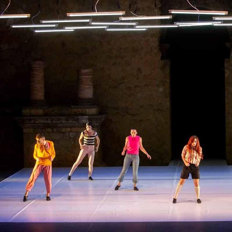 'Danza a Escena' se despide del Auditorio Ciudad de León con 'La cocina de los ángeles'
