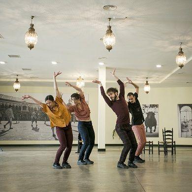 'Danza a Escena 2021' con 'LAIKA' y 'Get No' en el Paranimf de la Universitat Jaume I de Castellón