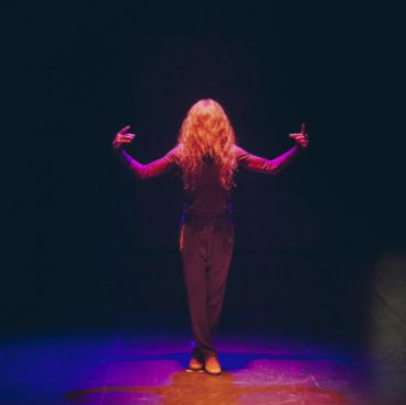 La tinerfeña Paula Quintana lleva su pieza 'Latente' al ciclo coruñés TRC Danza 2016