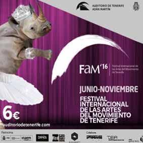 'Danza a Escena' repliega su repertorio en el Festival Internacional de las Artes del Movimiento de Tenerife