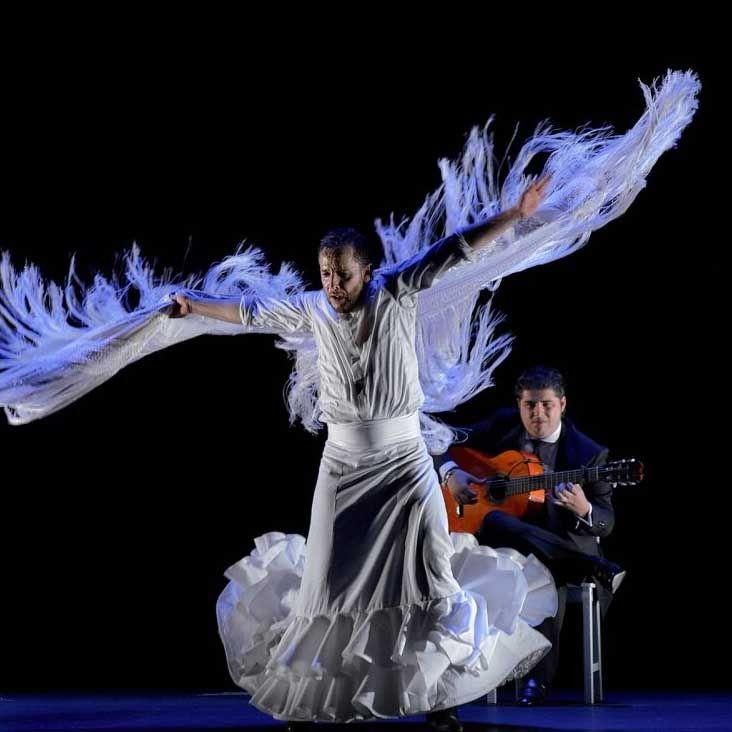 El Premio Nacional de Danza 2017, Manuel Liñán, recala este sábado en el Teatro Principal de Santiago