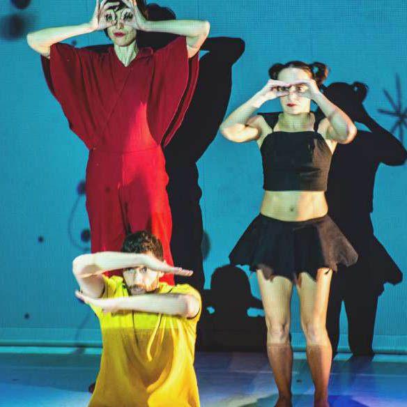 'Danza a Escena' recala en el Auditorio Palacio de Congresos de Jaca con 'MiraMiró'