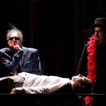 'Danza a Escena 2017' se despide de Zaragoza con 'Moniquilla y el Cascanueces', un espectáculo de Titoyaya Dansa