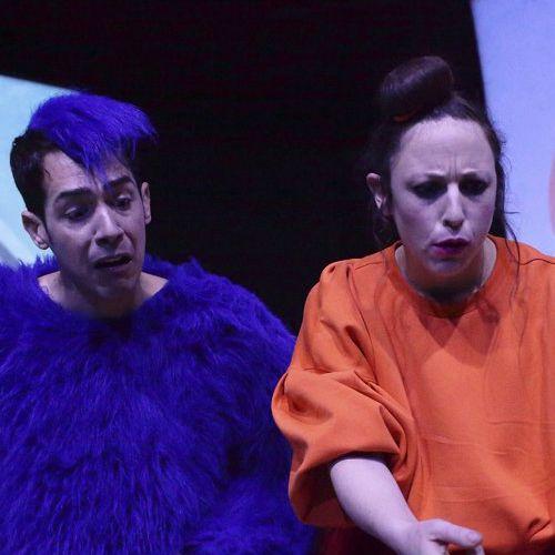 'Pequeño Big Blue' se sube a las tablas del Auditorio Cas Serres con 'Danza a Escena'