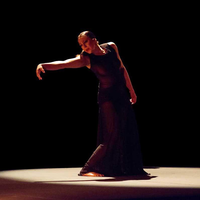 Cita con el flamenco en el Teatro Principal de Santiago de Compostela