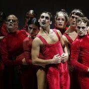 'Danza a Escena' se despide del Teatro Rosalía de Castro de A Coruña con 'The Lamb'