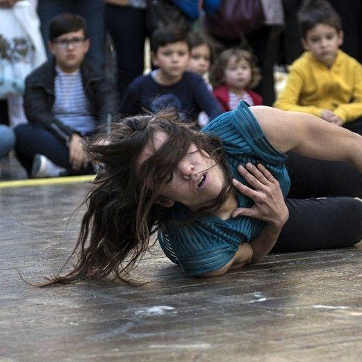 'Billie Jean', del Premio Nacional La Intrusa, llega a Jaca